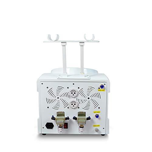 Cryolipolysis Fat Freeze Slimming Machine,Fat Freezer Body Sculpting Device + Cryolipolysis Handle for arm and Leg + Vacuum +Vibration +Blue Light 5