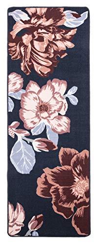 Vallila Zaida Tappeto 80x160 cm, in Rame, Motivo Floreale, 160cm x 80cm
