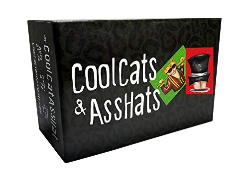 CoolCats & AssHats - The Funnest Adult...