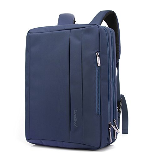 CoolBELL 17.3 inches Convertible Laptop Messenger...