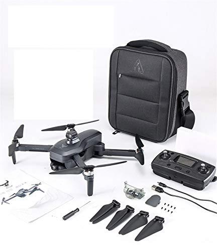 AOXING Nuovo Drone SG906 PRO Max - con videocamera HD 4K5GWIFI Sistema GPS Evitamento Automatico degli Ostacoli 3 Assi Anti-Shake Drone Professionale Senza spazzole 1.2KM per Principianti (A)