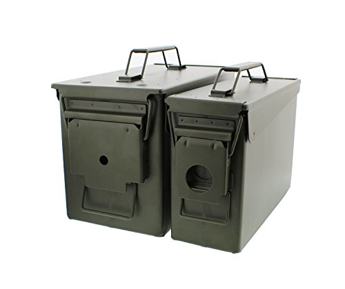 41TPF2CtvAL - 7 Best Ammo Cans- A Must-Have Accessory for Gun Owners