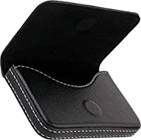 Visiting /Credit Card Holder,Business Card Case Holder, Id Card Holder 15 Cards Can Be Stored Leather Made Colour: Brown, Black Colour: Brown, Black