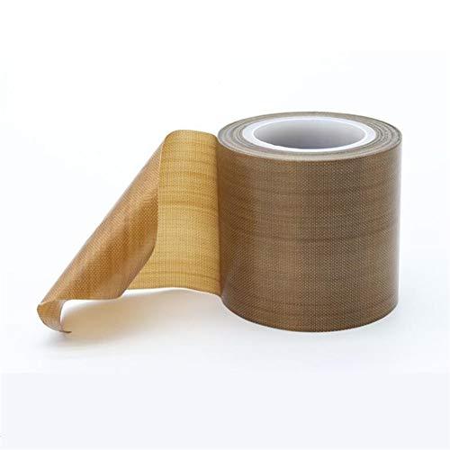 PTFE Coated Fiberglass Telfon Tape,high Temperature Tape