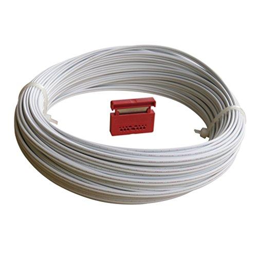 Homefibre RHEE 4002 W-30 - Cable de red Gigabit POF (políme