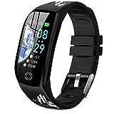 Montre Connectée Cardiofréquencemètre Bracelet Connecté Podomètre GPS...