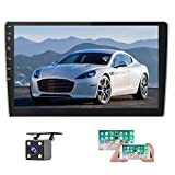 UNITOPSCI Double Din Android Car Stereo with GPS 9'' HD 1080P Touch Screen Car Radio with Bluetooth...