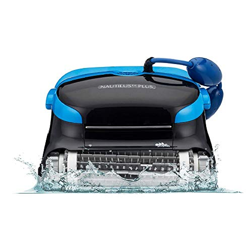 41TcAPAW4zL - The 7 Best Robotic Pool Cleaners to Keep Your Pool Summer-Ready