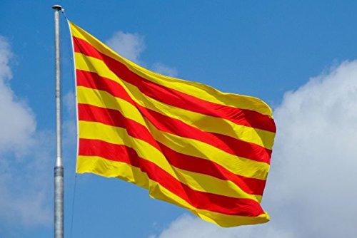 MI RINCON Bandera Catalunya SENYERA 90X150