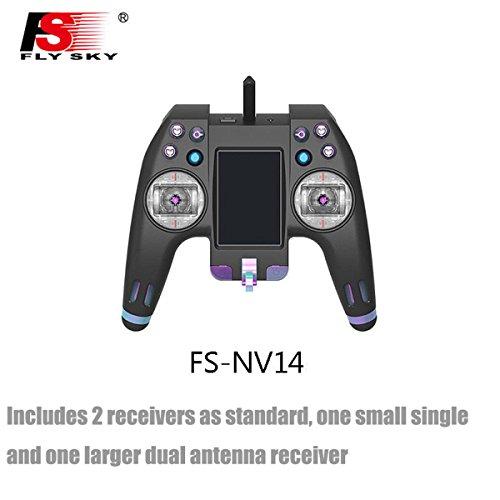Flysky NV14 FS-NV14 RC Transmitter Remote Controller