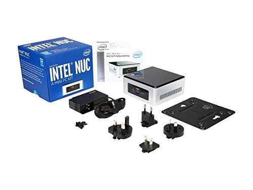 Product Image 1: Intel Nuc5cpyh Desktop Computer Celeron N3050 1,60