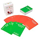 SCS Direct The World Hates The Holidays The Adult Card Game with 80 Green Answer Cards, 30 Red Question Cards