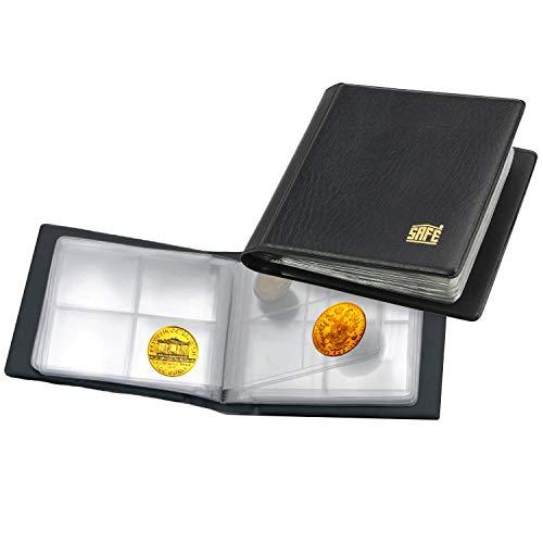 SAFE 227 Mini classeur pièces de Monnaie pour 40 pièces de 40 mm -...