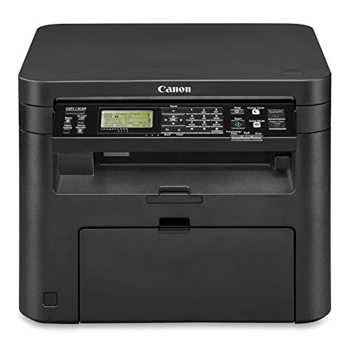 Canon Image CLASS D570 Monochrome Laser Printer with Scanner and Copier - Black