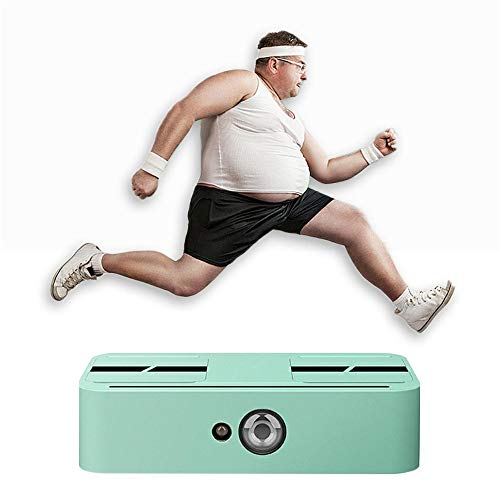 ZNN Mini Tapis roulant Bluetooth WiFi Elettrico Portatile Tapis roulant- Perdita di Peso a casa...