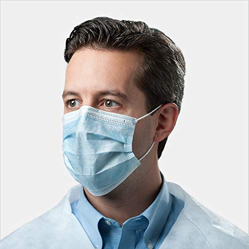 10X Influenza Medica Maschera Viso | Virus | Coronavirus | SARS | Norovirus | Italia stock
