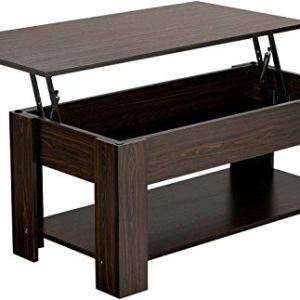 modern coffee table wood