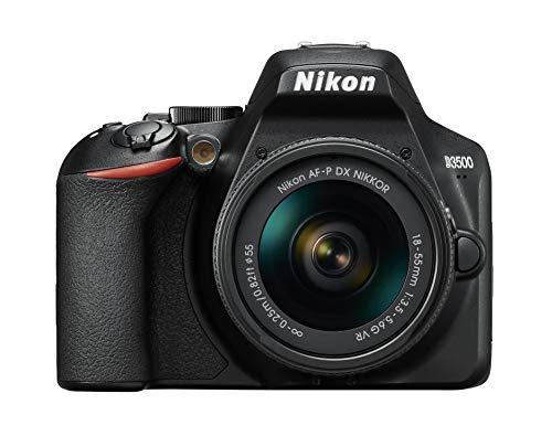 Nikon D3500 - Cámara digital 24,2 MP VR (24,2 MP, 6000 x 4000...