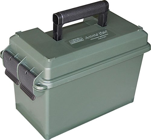 MTM Case-Gard 50 Cal Ammo Can, Forest...