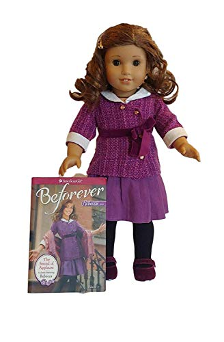 American Girl - Beforever Rebecca Doll & Paperback Book