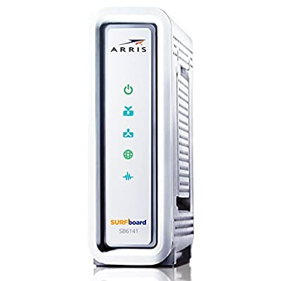 Approved on Comcast Xfinity, Spectrum (Charter, Time Warner, Brighthouse Networks), Cox, Mediacom, Suddenlink and most other US Cable Internet Providers. NOT compatible with Verizon, AT&T or Centurylink. REQUIRES Internet Service. Wired modem only. D...