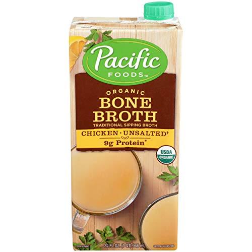 Pacific Foods, Organic Bone Broth - Chicken (Pack of 2)