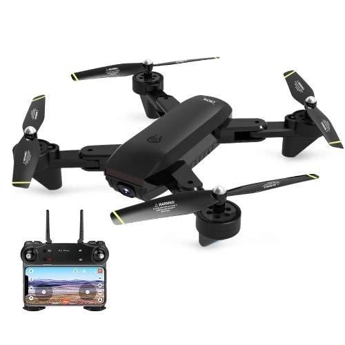 DM107S Drone con GPS Drone con 1080P 2.0MP 5G HD telecamera ad angolo regolabile in tempo reale FPV...