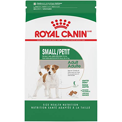 Royal Canin Small Breed Adult Dry Dog Food, 14...