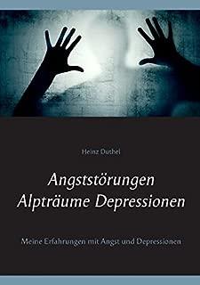 Angststoerungen - Alptraeume - Depressionen