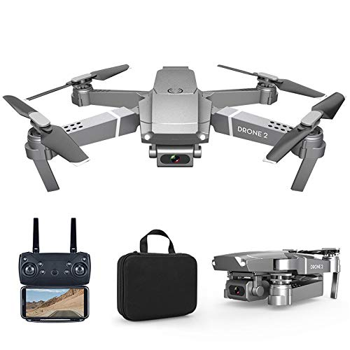 KceEo E68 Drone Hd grandangolo 4k Wifi 1080p Fpv Drone Video Live Registrazione Quadcopter Altezza...