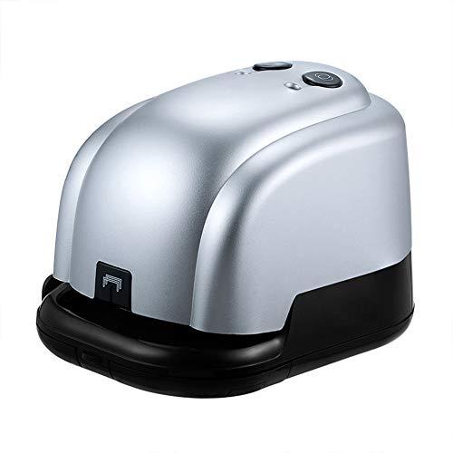 LYzpf Elettrico Cucitrice 16 Fogli di capacit Spillatrice Utilizza 26/6-24/6 Pinzatrice Facile Punch...