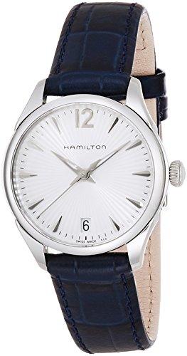 [ハミルトン] 腕時計 Jazzmaster Lady 30㎜(ジャズマスター レディ 30mm) H42211655 正規輸入品 ブルー