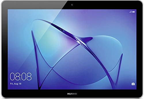 Huawei Mediapad T3 10 WiFi-Tablet, Qualcomm MSM8917 Quad-Core, 2 GB RAM, 32 GB, 9.6-Zoll-Display, Grau (Space Grey)