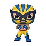 Funko Pop! Marvel Lucha Libre Animal Indestructible (Wolverine)