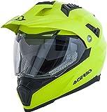 Acerbis Casque Flip FS-606Jaune Fluo L (intégrale)/Helmet Flip...