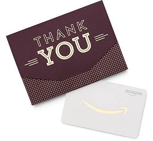 Amazon.com Thank You Mini Envelope