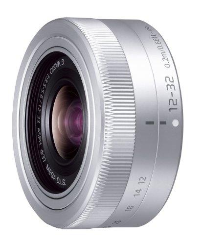 パナソニック 標準ズームレンズ マイクロフォーサーズ用 ルミックス G VARIO 12-32mm/F3.5-5.6 ASPH./MEGA ...