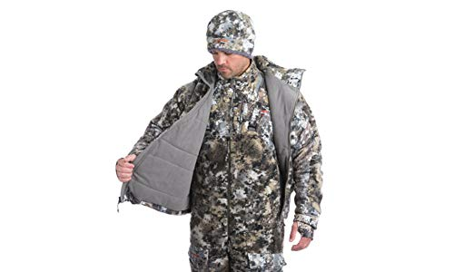 SITKA Men's Windstopper Insulated Hunting Fanatic Jacket