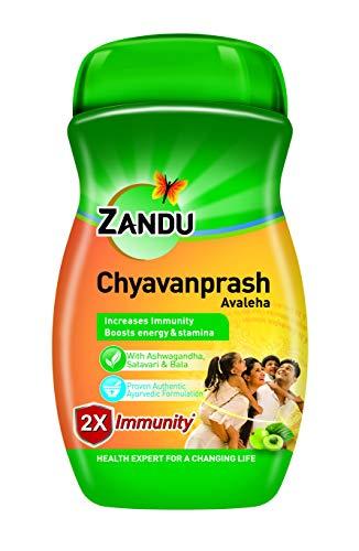ZANDU CHYAVANAPRASH Avaleha for Increasing Immunity and Stamina, 900g