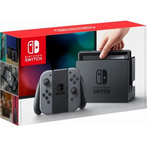 Nintendo Switch Cinza - 32GB
