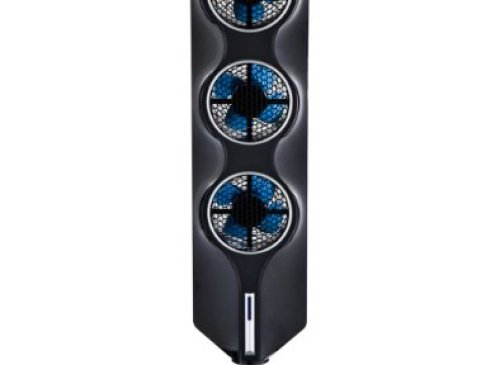 """Ozeri 3x Tower Fan (44"""") with Passive Noise Reduction Technology"""