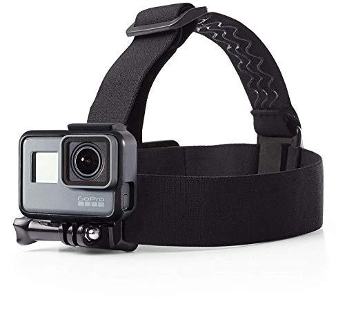 Amazon Basics - Fascia da testa per fotocamera/videocamera GoPro