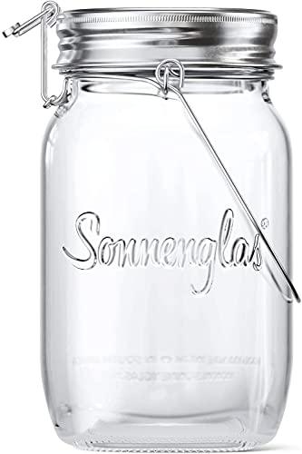 【公式】(ソネングラス) SONNENGLAS® 250ml Mini | ビン型 ソーラーライト | メイソンジャー ソーラー 太陽...