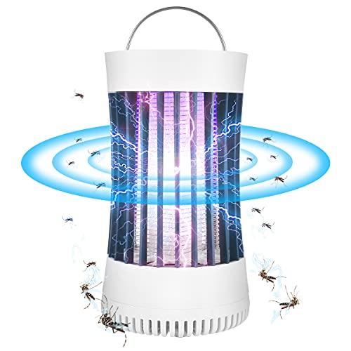 AICase Lampe Anti-Moustique électronique Portable et Rechargeable pour Les...