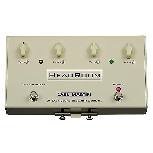 Carl Martin CM-HR Headroom Spring Reverb Pedal