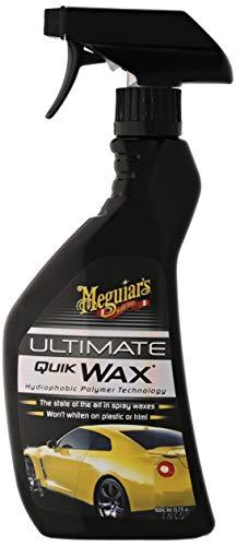 Meguiar's G17516EU Ultimate Quik Wax Spray Sprühwachs, 450ml