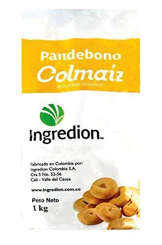 Kolumbianische Backmischung für Käsebrötchen, Colmaiz, Beutel 1kg.