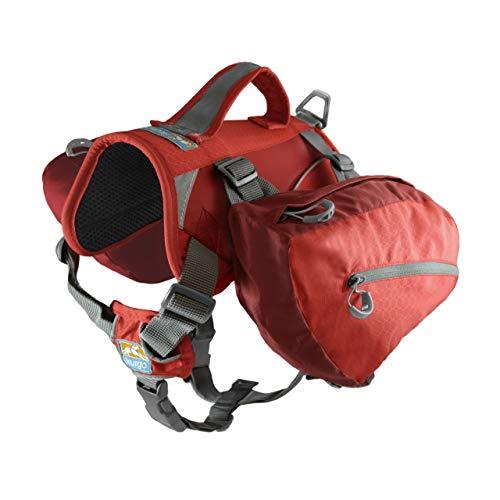Kurgo Dog Saddlebag Backpack, Back Pack Dog...