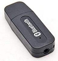 Easy to Operate: Simply Connect Your Speaker or Make your car audio system wireless device With Our Device, Immediately Transform Your Speakers into A Fashionable Wireless Bluetooth Speaker Wireless Play: Removing Troubles of Wired Connection Plug an...