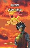 Agenda manga one piece 2021/2022: Un agenda scolaire de septembre à juin avec des...
